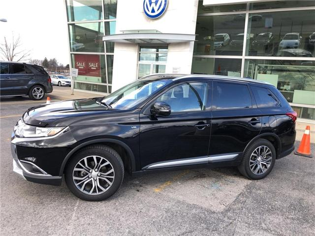 2017 Mitsubishi Outlander SE (Stk: 5746V) in Oakville - Image 2 of 19