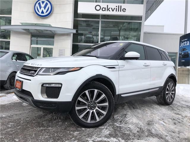 2017 Land Rover Range Rover Evoque HSE (Stk: 5655V) in Oakville - Image 1 of 20