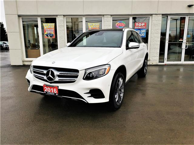 2016 Mercedes-Benz GLC-Class Base (Stk: ) in Timmins - Image 1 of 14