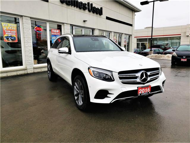 2016 Mercedes-Benz GLC-Class Base (Stk: ) in Timmins - Image 2 of 14