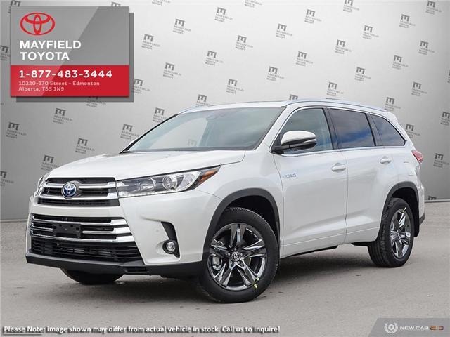 2019 Toyota Highlander Hybrid Limited (Stk: 1901350) in Edmonton - Image 1 of 24