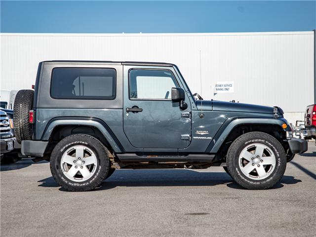 2008 Jeep Wrangler Sahara (Stk: 19ES438T) in  - Image 2 of 26