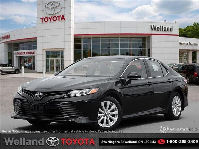 2019 Toyota Camry LE (Stk: CAM6527) in Welland - Image 1 of 23