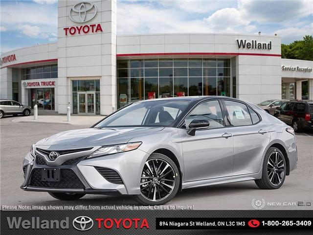 2019 Toyota Camry XSE (Stk: CAM6532) in Welland - Image 1 of 24