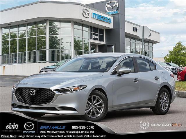 2019 Mazda Mazda3 GX (Stk: 19-0430) in Mississauga - Image 1 of 24