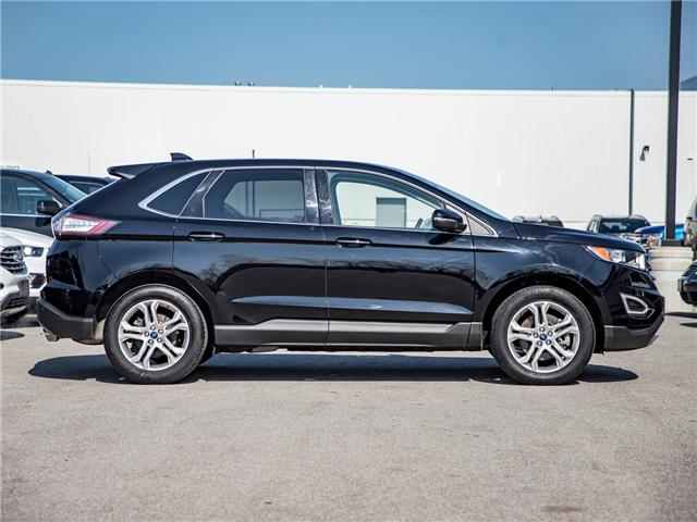 2018 Ford Edge Titanium (Stk: 802698R) in  - Image 2 of 25