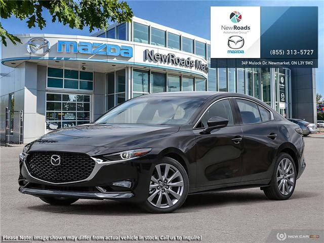2019 Mazda Mazda3 GT Auto i-ACTIV AWD (Stk: 41060) in Newmarket - Image 1 of 23