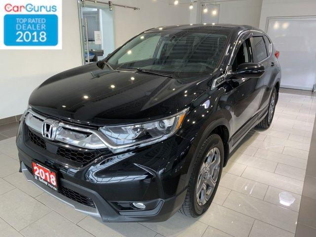 2018 Honda CR-V EX (Stk: 16075A) in North York - Image 1 of 14