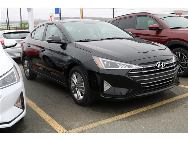 2019 Hyundai Elantra Preferred (Stk: 92740) in Saint John - Image 1 of 3