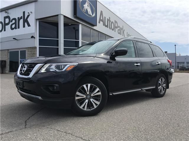 2018 Nissan Pathfinder SV Tech (Stk: 18-06905RJB) in Barrie - Image 1 of 28