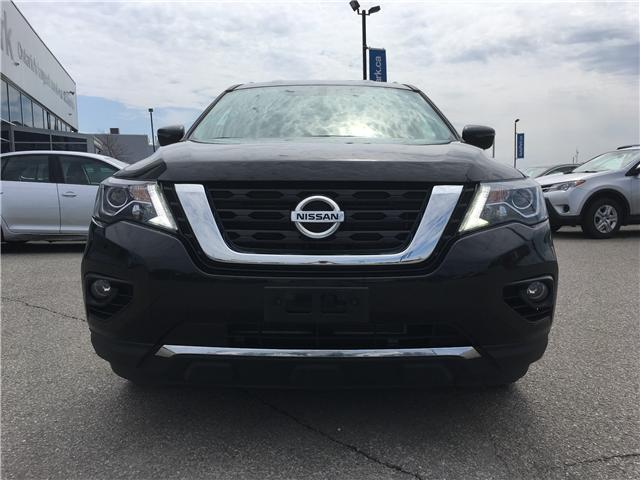 2018 Nissan Pathfinder SV Tech (Stk: 18-06905RJB) in Barrie - Image 2 of 28