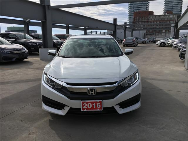 2016 Honda Civic EX (Stk: HP3293) in Toronto - Image 2 of 26