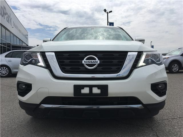 2018 Nissan Pathfinder SV Tech (Stk: 18-06817RJB) in Barrie - Image 2 of 28