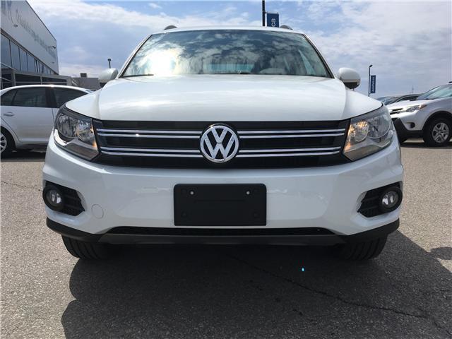 2017 Volkswagen Tiguan Wolfsburg Edition (Stk: 17-21074RJB) in Barrie - Image 2 of 27