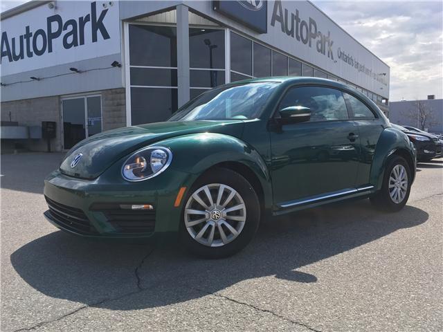 2017 Volkswagen Beetle 1.8 TSI Trendline (Stk: 17-21433RBJ) in Barrie - Image 1 of 26