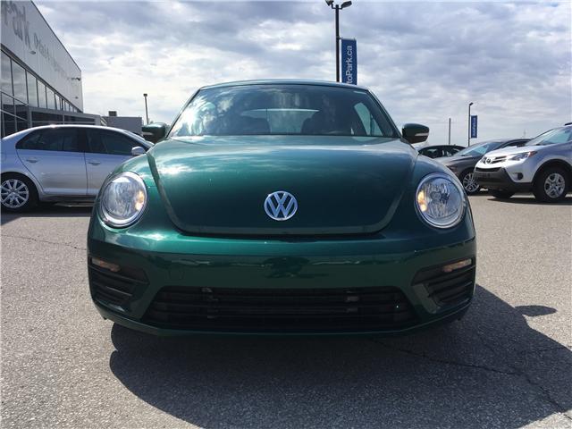 2017 Volkswagen Beetle 1.8 TSI Trendline (Stk: 17-21433RBJ) in Barrie - Image 2 of 26