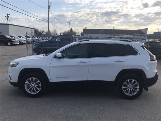 2019 Jeep Cherokee North (Stk: T19-38A) in Nipawin - Image 15 of 21