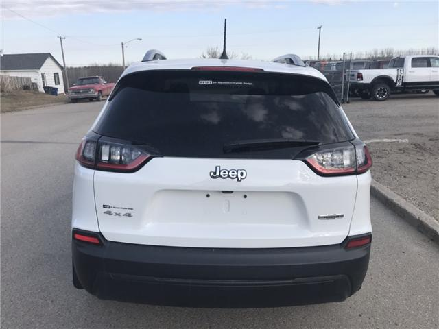 2019 Jeep Cherokee North (Stk: T19-38A) in Nipawin - Image 18 of 21