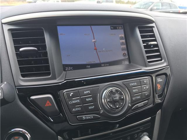 Used 2018 Nissan Pathfinder SV Tech for Sale in Toronto