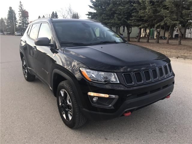 2018 Jeep Compass Trailhawk (Stk: U19-27) in Nipawin - Image 1 of 26
