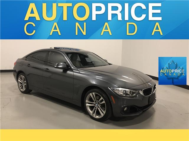 2015 BMW 428i xDrive Gran Coupe (Stk: W0260) in Mississauga - Image 1 of 29