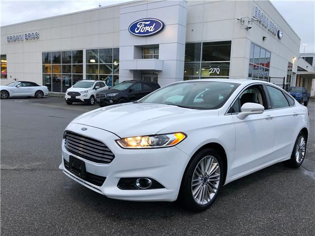 2016 Ford Fusion SE (Stk: RP19116A) in Vancouver - Image 1 of 23