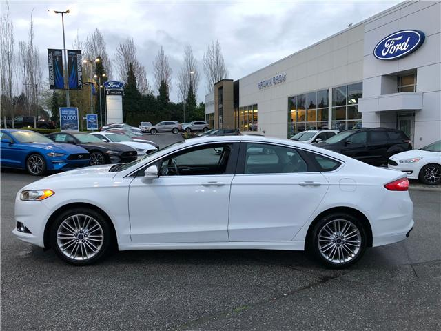 2016 Ford Fusion SE (Stk: RP19116A) in Vancouver - Image 2 of 23