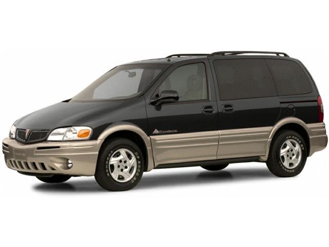 Used 2002 Pontiac Montana   - Coquitlam - Eagle Ridge Chevrolet Buick GMC