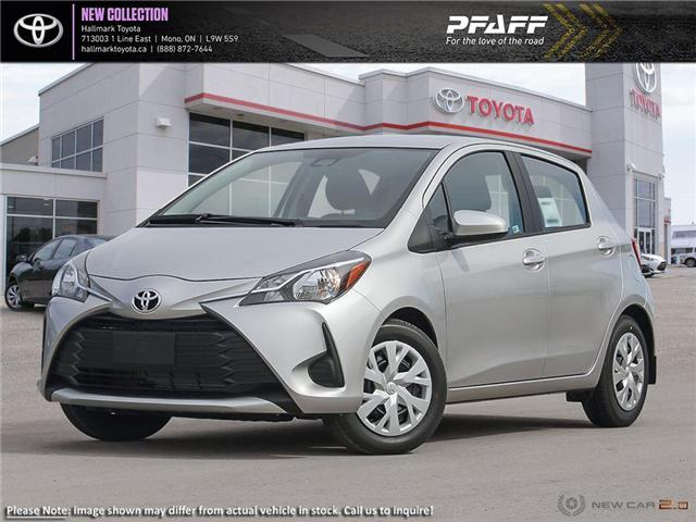 2019 Toyota Yaris 5 Dr LE Htbk 4A (Stk: H19335) in Orangeville - Image 1 of 24