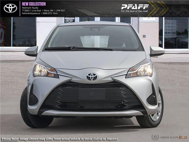 2019 Toyota Yaris 5 Dr LE Htbk 4A (Stk: H19335) in Orangeville - Image 2 of 24