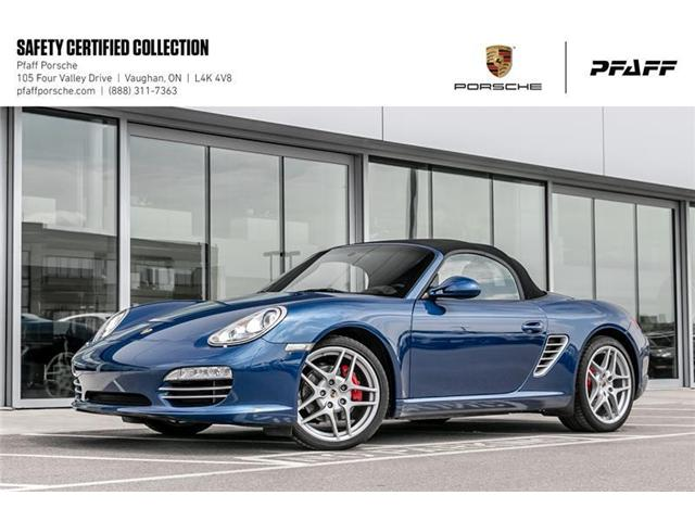 2011 Porsche Boxster S (Stk: U7831A) in Vaughan - Image 1 of 22