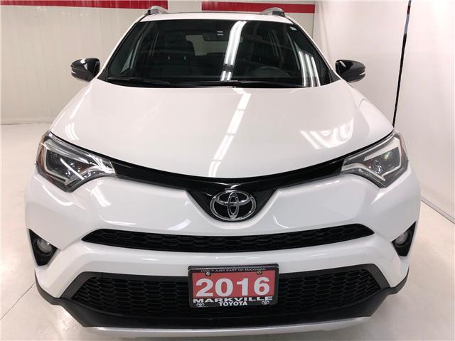 2016 Toyota RAV4 SE (Stk: 36145U) in Markham - Image 2 of 10