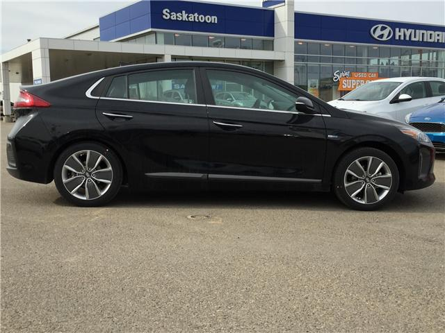 2019 Hyundai Ioniq Hybrid Luxury (Stk: 39125) in Saskatoon - Image 2 of 25