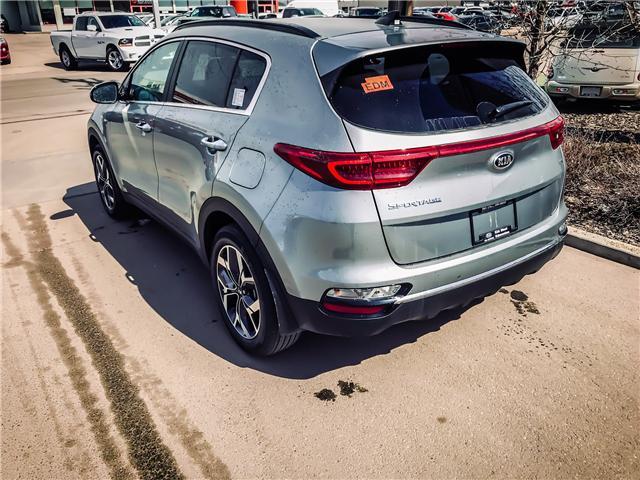 2020 Kia Sportage EX Premium (Stk: 21640) in Edmonton - Image 4 of 16