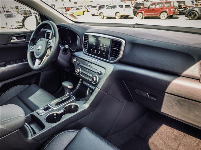 2020 Kia Sportage EX Premium (Stk: 21640) in Edmonton - Image 6 of 16
