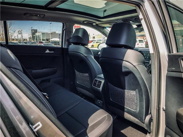2020 Kia Sportage EX Premium (Stk: 21640) in Edmonton - Image 7 of 16