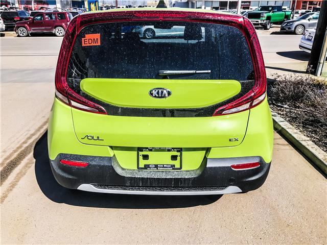 2020 Kia Soul EX+ (Stk: 21687) in Edmonton - Image 6 of 21