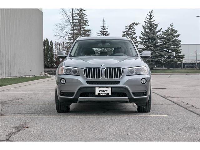 2014 BMW X3 xDrive35i (Stk: U5371A) in Mississauga - Image 2 of 22