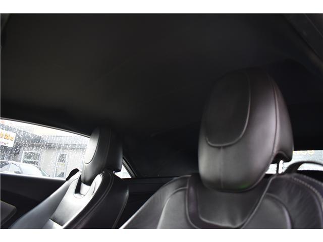 2013 Chevrolet Camaro LT (Stk: p36404) in Saskatoon - Image 12 of 21