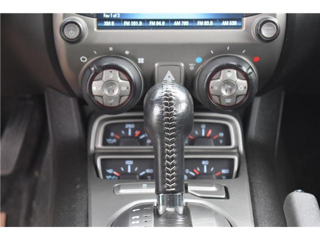 2013 Chevrolet Camaro LT (Stk: p36404) in Saskatoon - Image 18 of 21