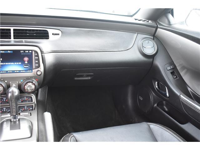 2013 Chevrolet Camaro LT (Stk: p36404) in Saskatoon - Image 19 of 21