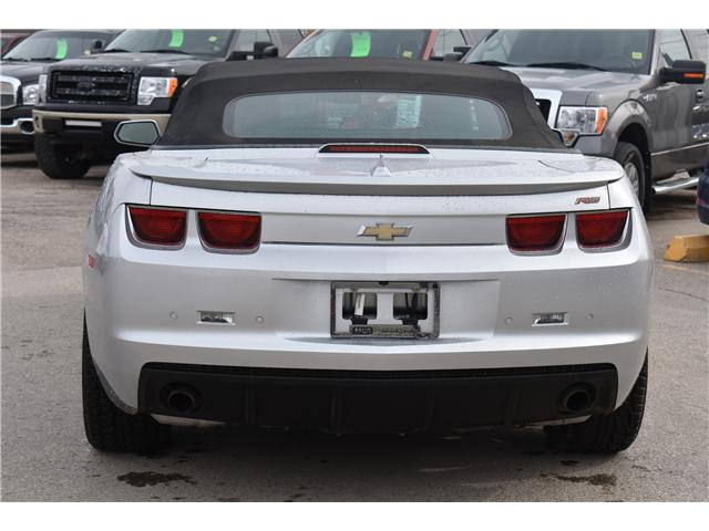 2013 Chevrolet Camaro LT (Stk: p36404) in Saskatoon - Image 8 of 21