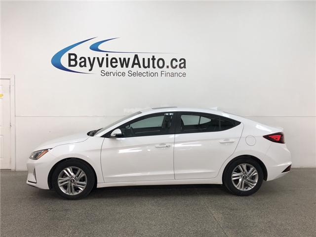 2019 Hyundai Elantra Preferred (Stk: 34662EW) in Belleville - Image 1 of 28
