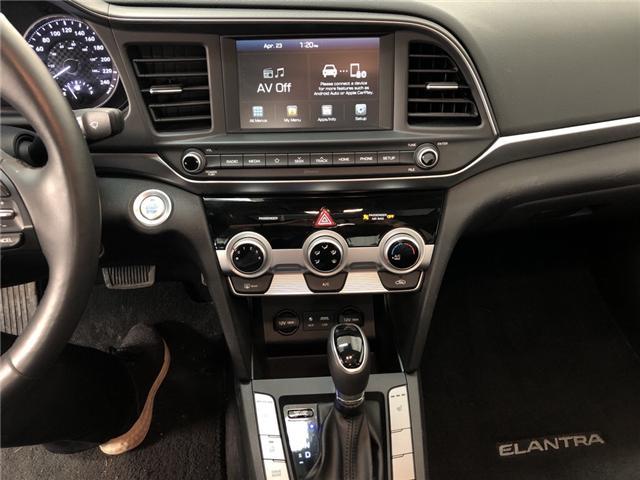 2019 Hyundai Elantra Preferred (Stk: 34662EW) in Belleville - Image 8 of 28