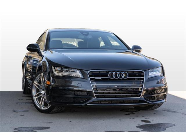 2012 Audi A7 Premium Plus (Stk: N5135A) in Calgary - Image 1 of 18