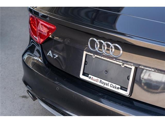 2012 Audi A7 Premium Plus (Stk: N5135A) in Calgary - Image 6 of 18