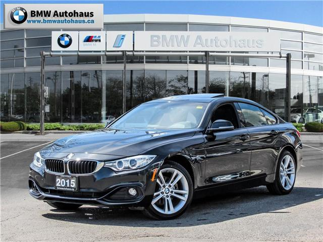 2015 BMW 428i xDrive Gran Coupe (Stk: P8836) in Thornhill - Image 1 of 25
