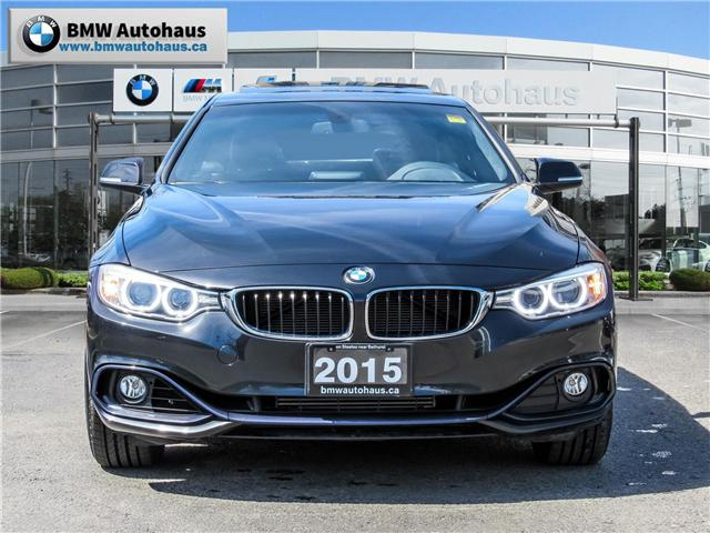 2015 BMW 428i xDrive Gran Coupe (Stk: P8836) in Thornhill - Image 2 of 25