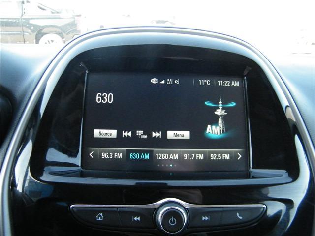 2018 Chevrolet Spark 1LT CVT (Stk: 57523) in Barrhead - Image 10 of 13
