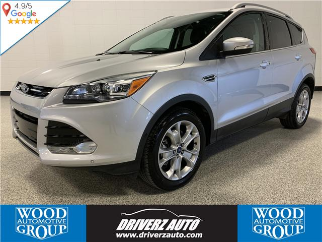 2015 Ford Escape Titanium (Stk: P12014) in Calgary - Image 1 of 19